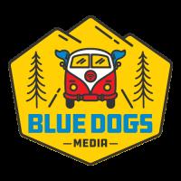 Blue Dogs Media Logo